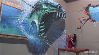 Ce musée vous incite à prendre des selfies- vous faites partie des tableaux ! (vidéo) 98
