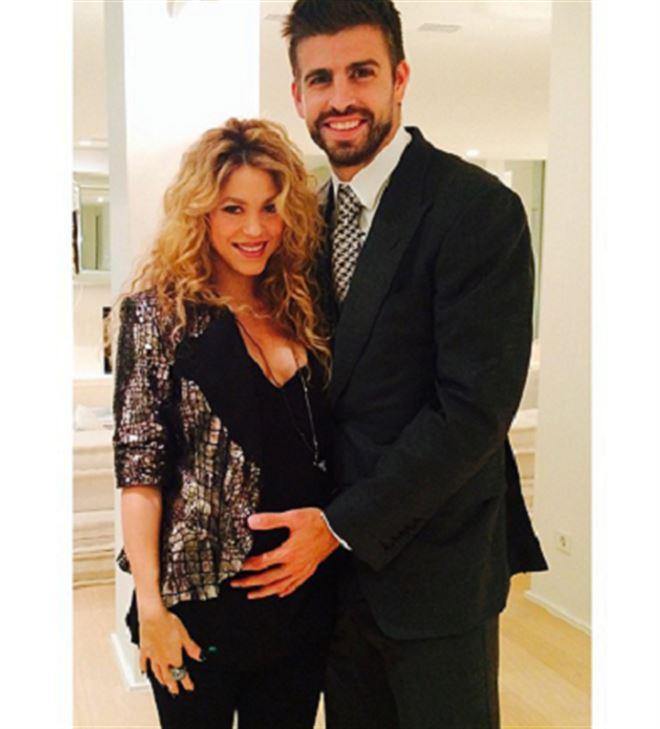 Shakira - son second fils Sasha est le portrait craché de Gérard Piqué au même âge (photos) 74