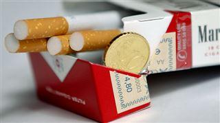 Le juste prix du paquet de cigarettes est de... 15,69€ ! 8