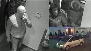 Gang de voleurs en VW Sharan à Molenbeek et en Flandre- avez-vous vu ces malfrats? 10