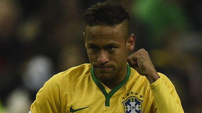 Le Brésil de Neymar donne la leçon aux Français (3-1) 19