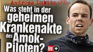 Tous les regards se tournent vers Andreas Lubitz- L'ennemi était dans la tête de celui que tout le monde pouvait admirer 3