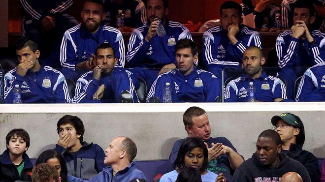 La question improbable d'un joueur de la NBA- Messi, c'est qui ça? 17