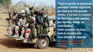 Mais pourquoi l'armée du Nigéria combat si peu Boko Haram? 13