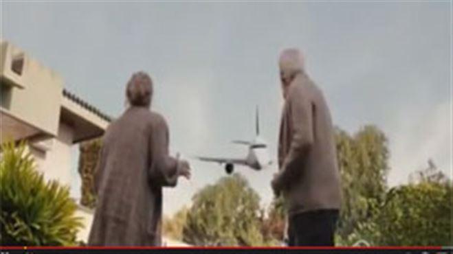 Une scène d'un film nommé aux derniers Oscars étrangement semblable au crash de l'A320 de Germanwings 1