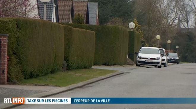 Boulette de la ville de Tournai- elle confond des trampolines avec des piscines et réclame de l'argent (vidéo) 1