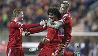 Notre Top 3 des Diables Rouges pour Belgique-Chypre 10