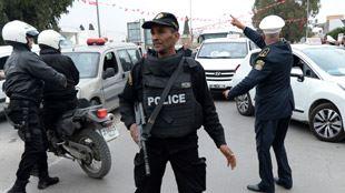 Tunisie- 9 hommes armés du principal groupe djihadiste tués avant la marche contre le terrorisme 14