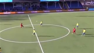 Le lob sublime du milieu de terrain d'un U19 belge (vidéo) 18