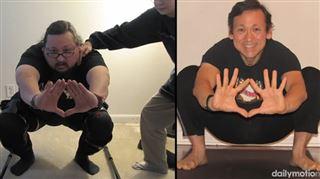 L'incroyable transformation de ce vétéran qui ne savait plus marcher sans l'aide de béquilles (vidéo) 18