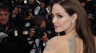 Angelina Jolie, la plus méchante des actrices (vidéo) 32