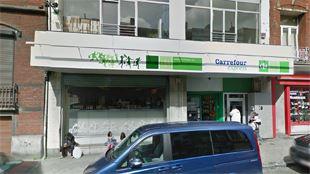 Charleroi- le Carrefour Express braqué dimanche matin 15