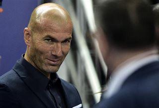 Zidane a cette ambition de devenir sélectionneur des Bleus ! 12