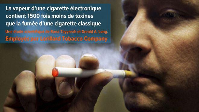 Pourquoi l'industrie du tabac paie-t-elle des chercheurs pour dire que la cigarette électronique est moins nocive que la cigarette normale? 5