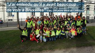 Une excursion scolaire à Bruxelles est-elle possible sans que les enfants soient victimes d'un attentat? Tom, 18 ans, a prouvé que oui 4