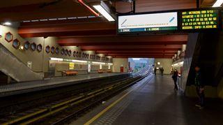 Manifestation à Bruxelles- la circulation perturbée sur les réseaux Stib et TEC 4