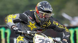 Motocross- le Belge Desalle reste leader du championnat du monde 9