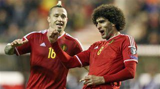 Les Diables Rouges bientôt deuxièmes au classement FIFA 2