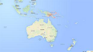 Après une alerte au tsunami, la Papouasie-Nouvelle-Guinée subit un séisme de magnitude 7,5 16