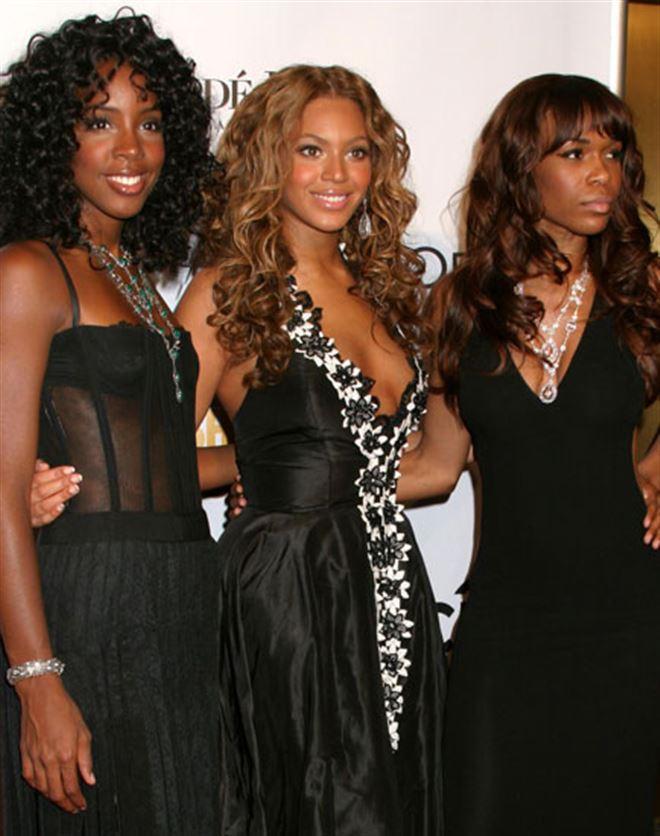 La reformation surprise des Destiny's Child! (vidéo) 1