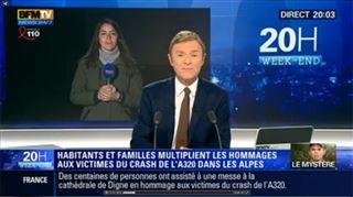 Christophe Hondelatte victime d'un malaise en plein journal! (vidéo) 27