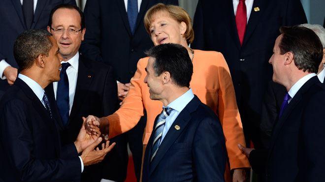 François, Barack, Angela, Vladimir et les autres- des données sur les grands de ce monde fuitent par erreur 13