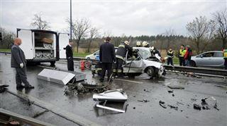 Trois joueurs de la sélection grecque blessés dans un grave accident de taxi en Hongrie 5