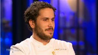 Tout juste éliminé de Top Chef, Florian règle ses comptes avec les chefs! 38