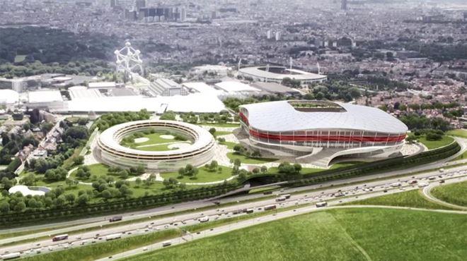Visitez le futur stade national et ses coulisses en vidéo 10