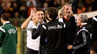 HISTORIQUE- la Belgique occupe la 3e place du classement FIFA 2