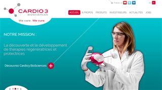 REUSSITE WALLONNE- Cardio3 BioSciences envisage d'entrer en bourse aux États-Unis 4