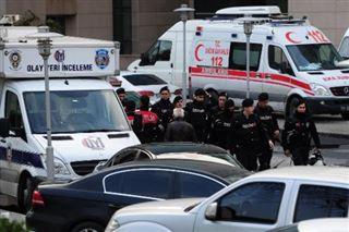 Le procureur pris en otage dans un tribunal d'Istanbul est mort 5