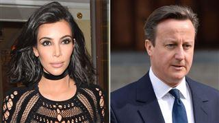 Devinez ce qui lie Kim Kardashian et David Cameron, le Premier ministre britannique? 27