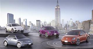Quatre nouvelles petites Cox présentées par VW ! 23