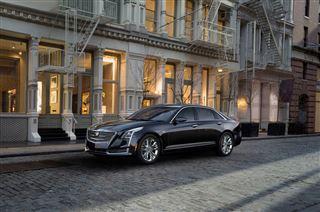 5,2 mètres, V6 de 400 chevaux- Cadillac nous refait le coup de la grosse américaine 22