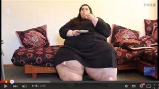 Cette femme de 292 kilos perd la moitié de son poids, elle avait l'impression d'être un monstre dégoûtant 24