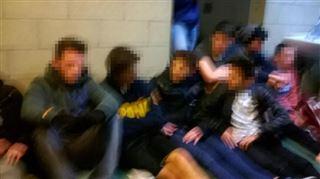 Scène de panique à Soignies- l'homme armé à l'internat était un adolescent muni d'un pistolet à billes 3