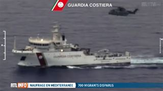 Nouveau drame en Méditerranée- naufrage d'une embarcation transportant 700 migrants 4