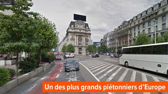 Le centre-ville de Bruxelles devient piétonnier- voici tout ce qui change pour vous, riverains, travailleurs, cyclistes, ... (photos) 1