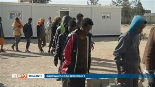 Naufrages en Méditerranée- les migrants partent de Libye parce qu'avant, on finançait Kadhafi pour qu'il les garde chez lui 2