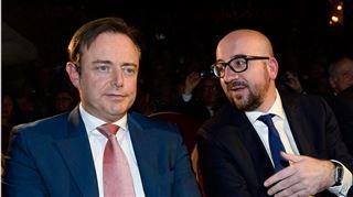 Saut d'index- plainte contre Charles Michel et Bart De Wever pour vol de 34.000 euros 3