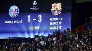 Regardez et commentez Barcelone - PSG (0-0) 4