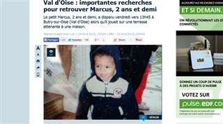 Nouvelle disparition inquiétante en France- appel à témoins lancé pour retrouver le petit Marcus, 2 ans et demi 3