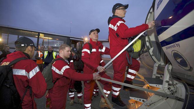 Séisme dévastateur au Népal- la Belgique envoie une équipe d'aide d'urgence 1