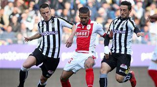 Charleroi remporte le derby wallon au terme d'un match très animé 6