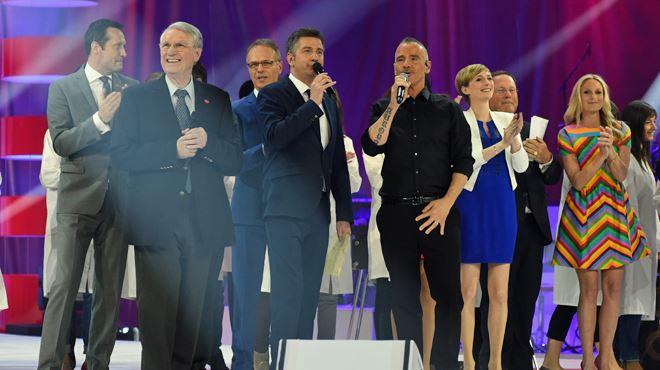 Grande soirée du Télévie- record battu, un énorme MERCI pour votre générosité (photos et vidéo) 1