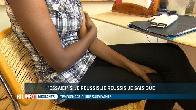 Voici l'histoire poignante d'une migrante qui devrait obtenir son statut de réfugiée en Belgique- J'avais besoin de réaliser mes rêves 1