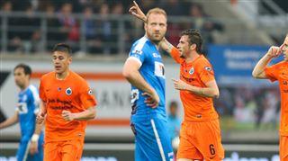 Le Club de Bruges remonte 2 buts à Gand pour conserver la tête de la D1 2