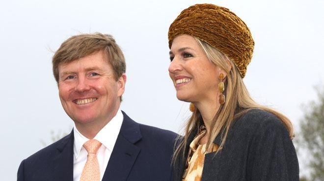 Le Roi Willem-Alexander et la Reine Maxima célèbrent la Journée du Roi 3