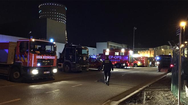 Un accident chimique provoque un incendie à Drogenbos: une soixantaine de pompiers sur place